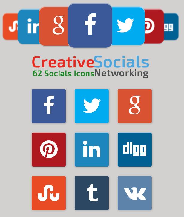 Creative socials - 2